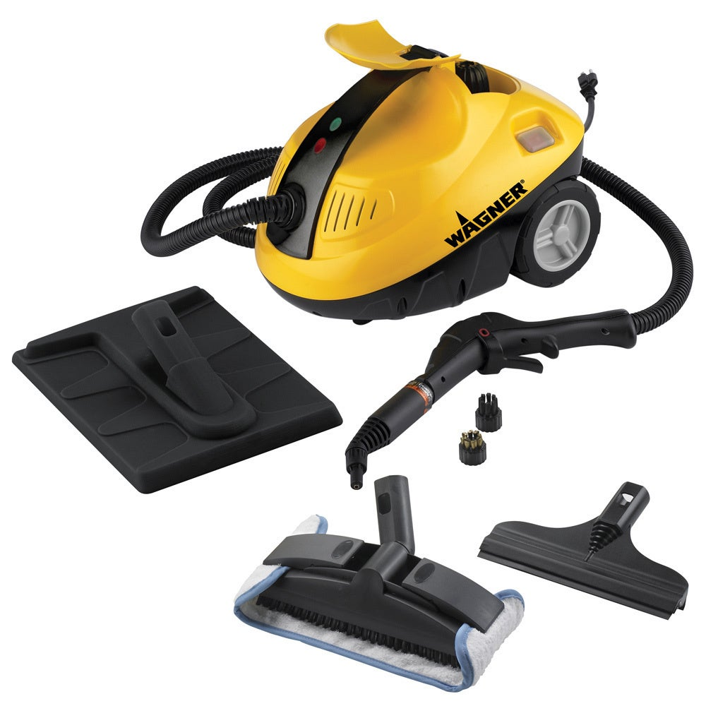 Wagner 915 On-Demand Power Steamer, Yellow