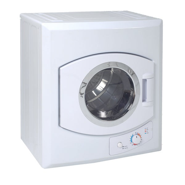 Shop Avanti White Automatic Clothes Dryer