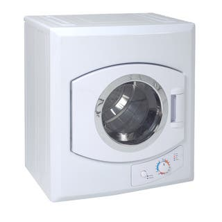 Avanti White Automatic Clothes Dryer|https://ak1.ostkcdn.com/images/products/6294871/P13926226.jpg?impolicy=medium