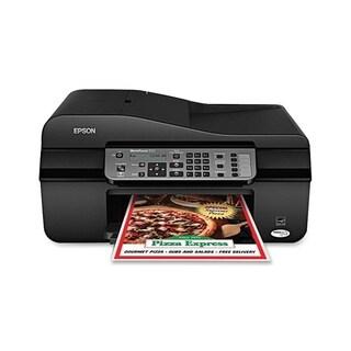 Epson WorkForce 435 Inkjet Multifunction Printer - Color - Plain Pape
