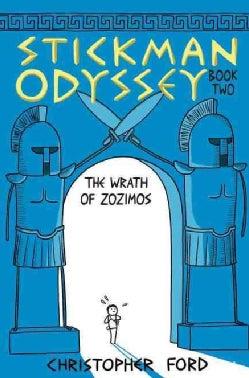 Stickman Odyssey 2: The Wrath of Zozimos (Hardcover)