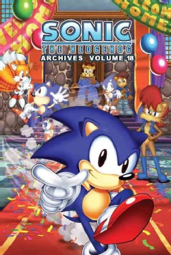 Sonic the Hedgehog 18: Archives (Paperback)