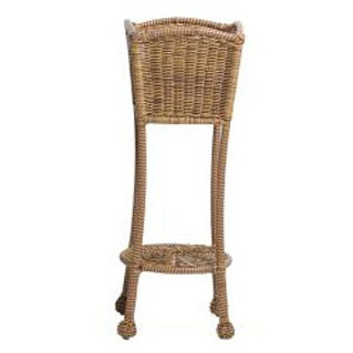 Wicker Patio Planter Stand Free Shipping Today 6295770