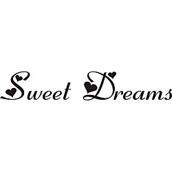Design on Style 'Sweet Dreams!' Vinyl Wall Art Quote