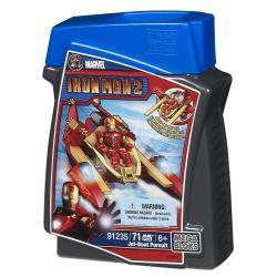 Mega Bloks Marvel Iron Man Jet Boat Pursuit - Thumbnail 0