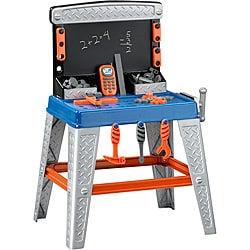American Plastic Toys My Very Own Tool Bench Toy Set