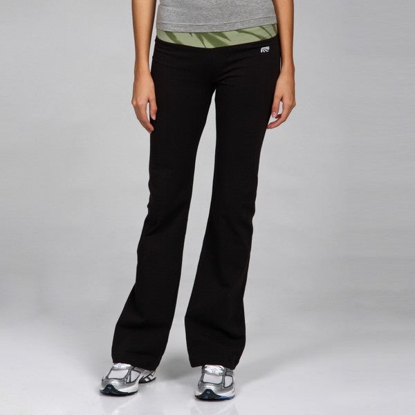 07104f0451ac Shop Marika Women s Tie Dye Waistband Yoga Pants - Free Shipping On ...