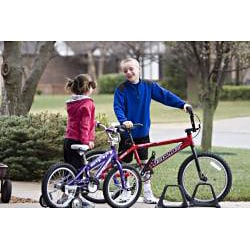 Grandstand Bicycle Stand (Set of 2)