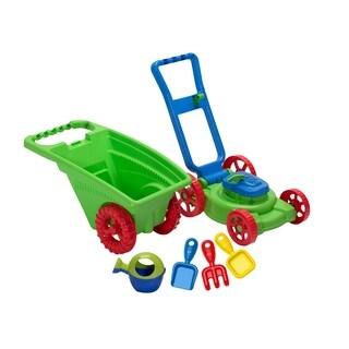 American Plastic Toys 5-piece Garden Set