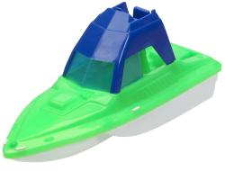 American Plastic Toys Deluxe Boat Assortment Toys Set (Case of 10) - Thumbnail 1