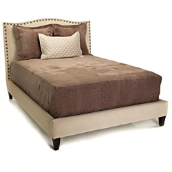 JAR Designs 'The Betty' Eastern King-size Buckwheat Bed