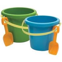 American Plastic Toys Jumbo 2-gallon Pail Toys (Case of 24)