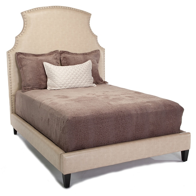 JAR Designs 'The Emilia' California King-size Bed