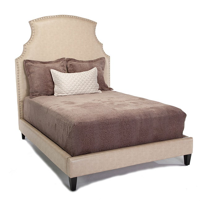 JAR Designs 'The Emilia' Queen-size Bed