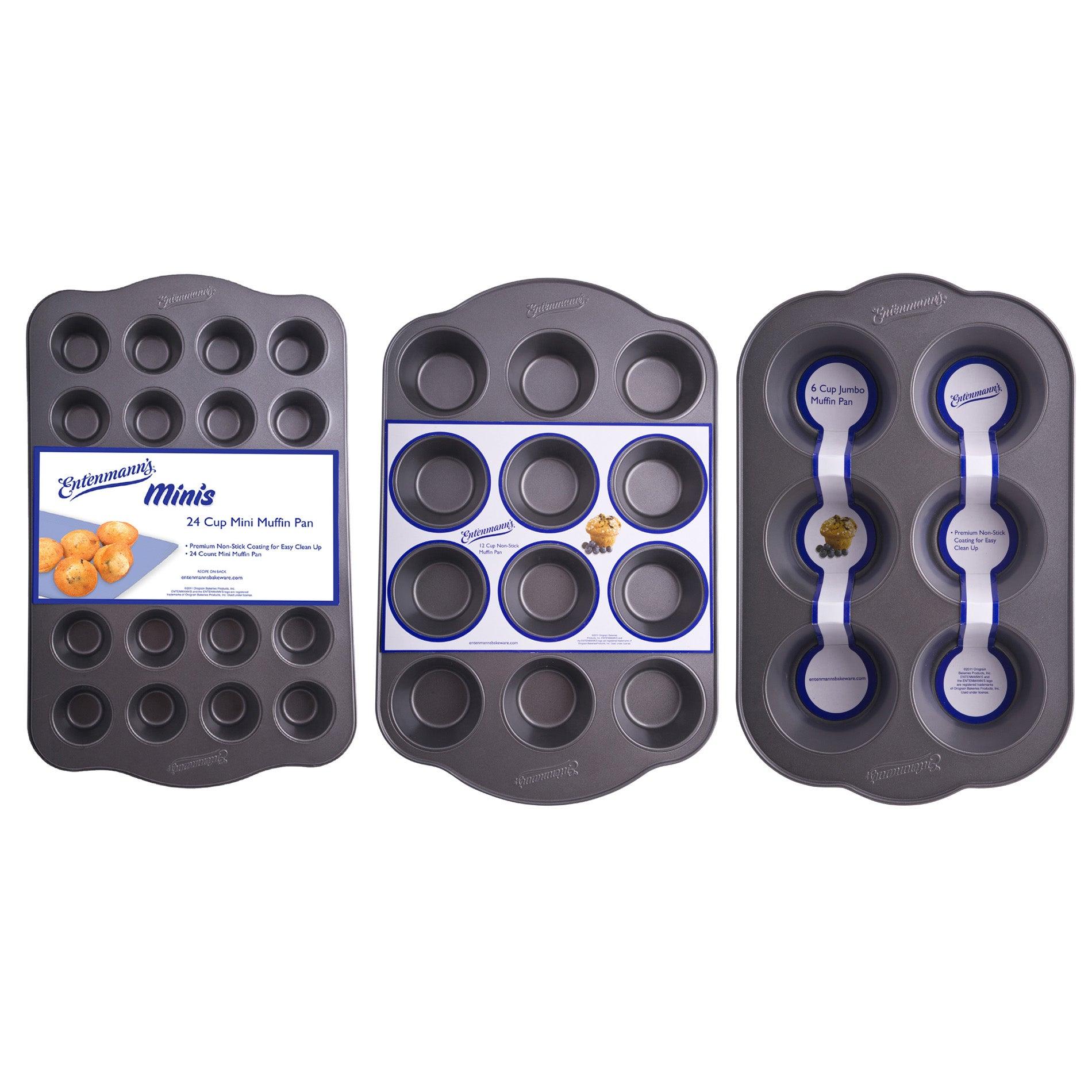 Entenmann's Classic Muffin Pan Set