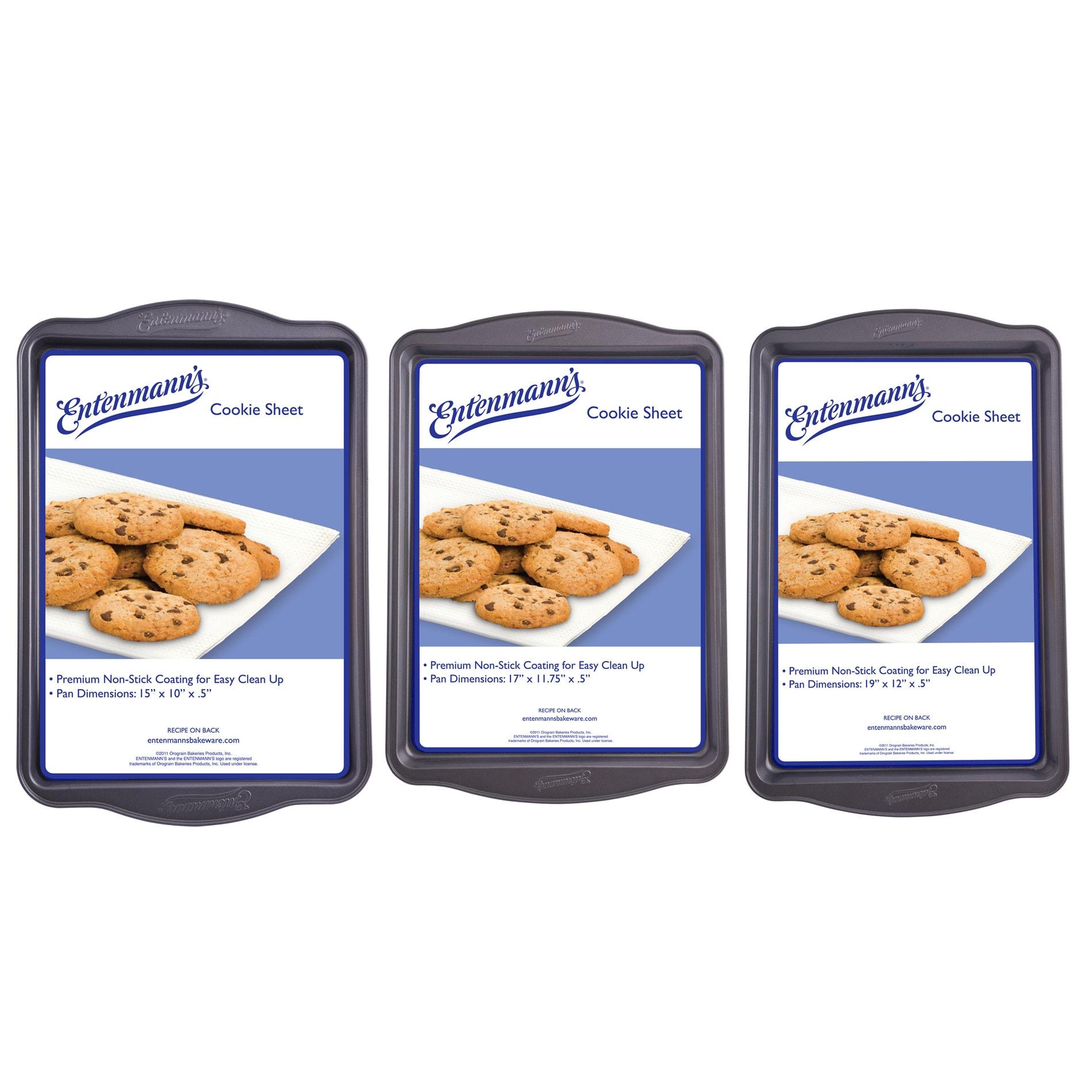 Entenmann's Cookie Sheet Set