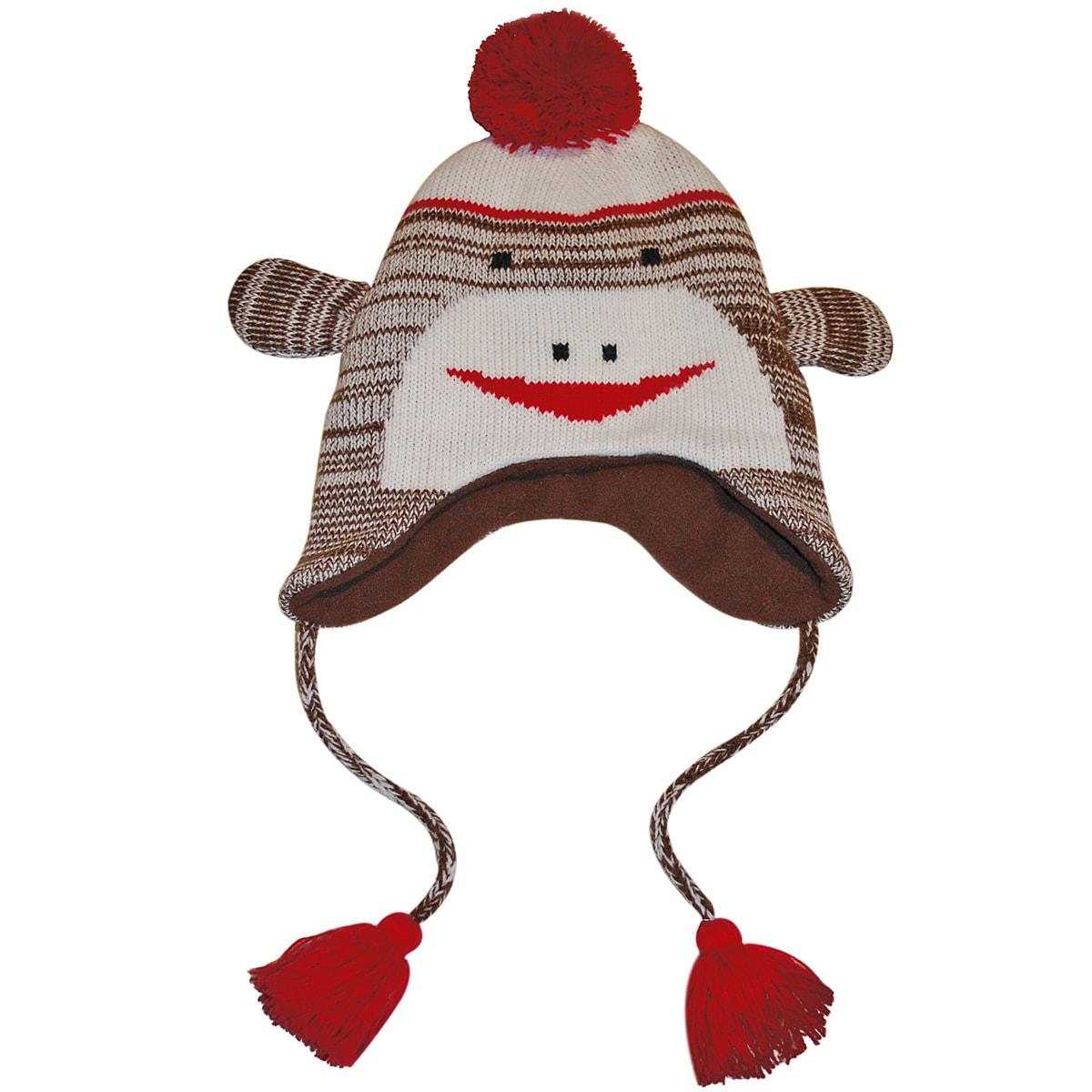 Muk Luks Monkey Hat