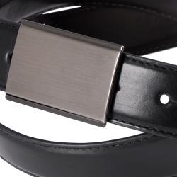Joseph Abboud Men's Reversible Topstiched Leather Belt