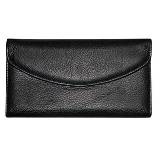Dopp Women's Roma Checkbook Clutch Wallet (3 options available)