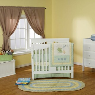 Annabelle 2-in-1 Mini Crib and Twin Bed (2 options available)