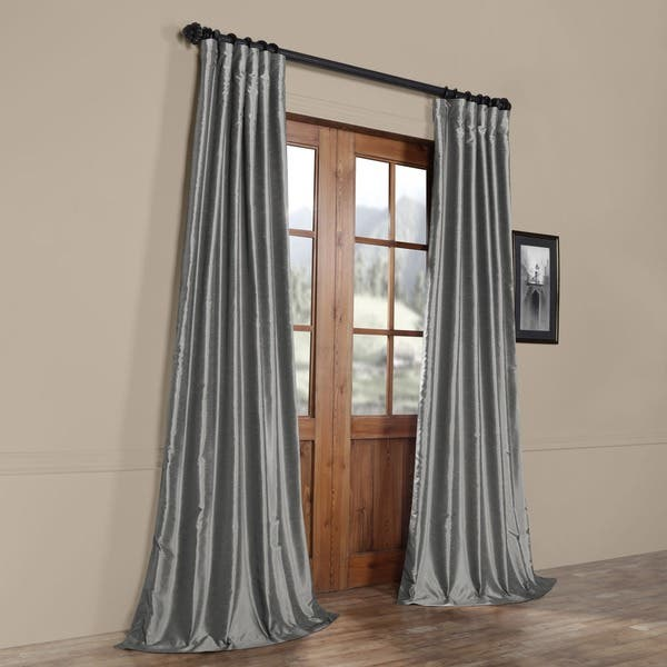 Image result for DUSTY GREY DUPION CURTAINS