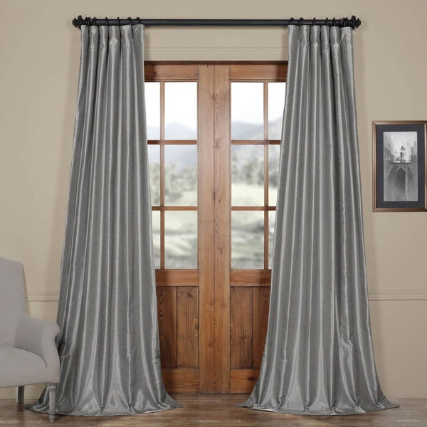 panel mia bookmark curtains faux panels silk inch htm grey curtain