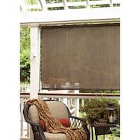 Sonoma Cocoa Fabric 60-inch x 72-inch Outdoor Shade