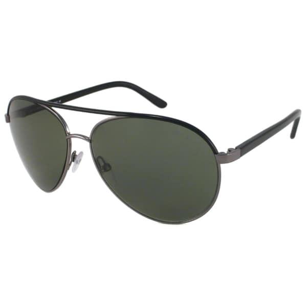 Tom Ford 'TF0112 Silvano' Men's Aviator Sunglasses