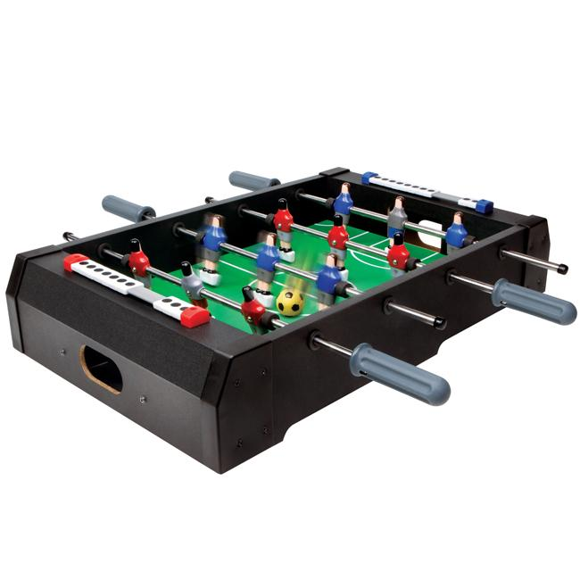 Hathaway Sidekick 38 In Table Top Foosball Bg1028t The Home Depot