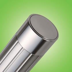 Emerson LED Utility Flashlight with Magnetic Base - Thumbnail 1