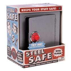 Schylling Steel Safe with Alarm - Thumbnail 0