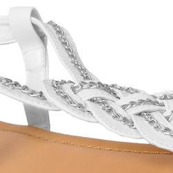 Glaze by Adi Women's 'Blake-10' Embellished Thongs