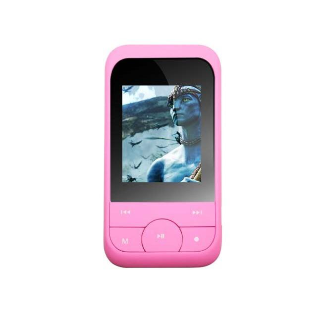 Impecca MP1847 4GB Pink MP3 Player