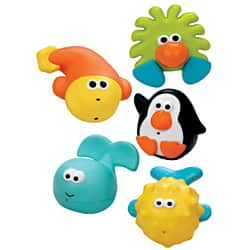 Sassy Bathtime Pals Squirt and Float Toys|https://ak1.ostkcdn.com/images/products/6300380/Sassy-Bathtime-Pals-Squirt-and-Float-Toys-P13930803.jpg?impolicy=medium