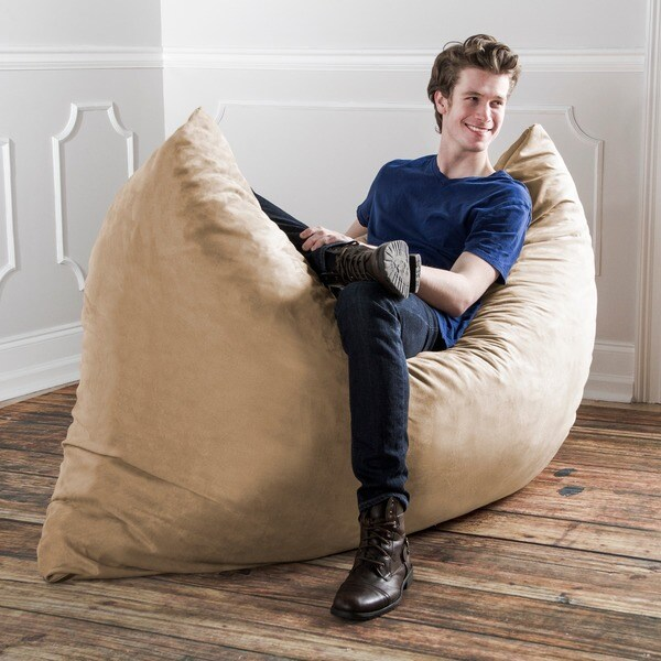 Jaxx 55x27 Pillow Saxx Bean Bag Chair