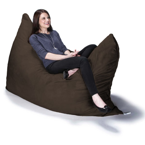 Jaxx 5.5u0027 Pillow Saxx Bean Bag Chair   Free Shipping Today   Overstock.com    13930951