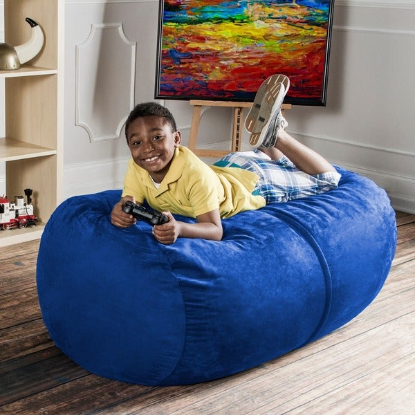 Jaxx 4x27 Lounger Bean Bag Chair