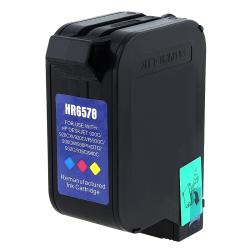Insten Color Remanufactured Ink Cartridge Replacement for HP C6578D/ 78 - Thumbnail 2