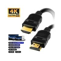 INSTEN 5 Feet HDMI Cable HDMI 2.0/ High-speed HDMI 1.3 Cable for HDTV