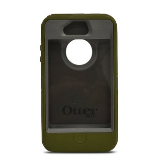 Otterbox Defender Carrying Case (Holster) for iPhone - Envy Green