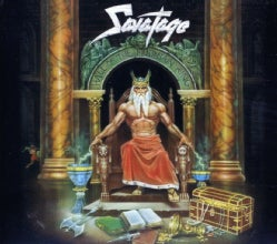 SAVATAGE - HALL OF THE MOUNTAIN KING (RE-ISSUE)