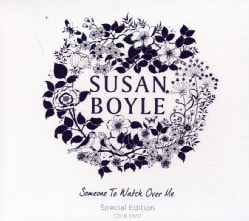 SUSAN BOYLE - SOMEONE TO WATCH OVER ME: SPECIAL EDITION