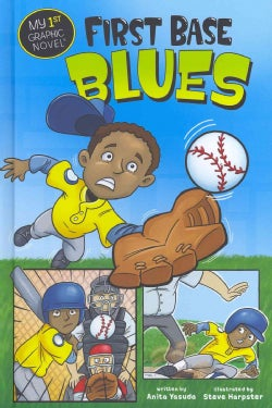 First Base Blues (Hardcover)