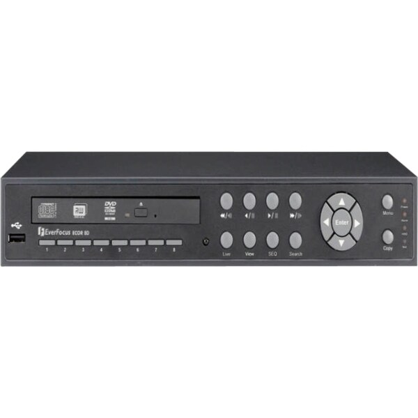 EverFocus ECOR264-D2 ECOR264-4D2 1 Disc(s) 4 Channel Professional Vid