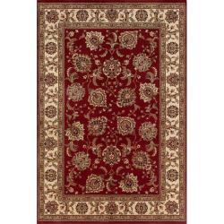 Astoria Red/ Ivory Oriental Area Rug (10' x 12'7)