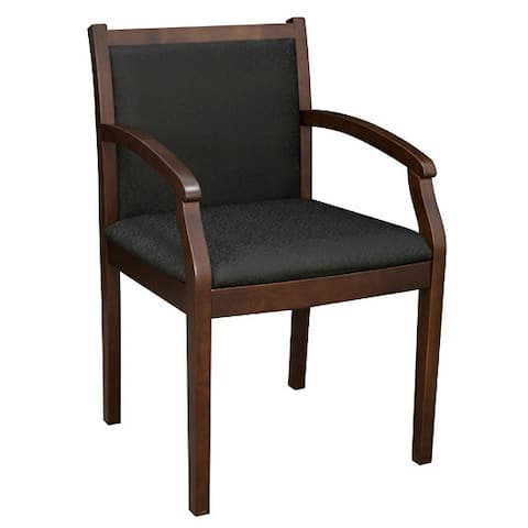 "Regency Guest Chair - 34.5""h x 21.5""w x 23""d"