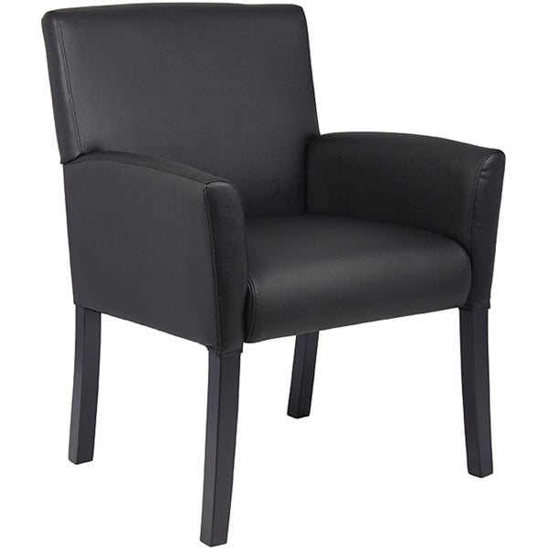 Boss Mid-back Box Arm Chair