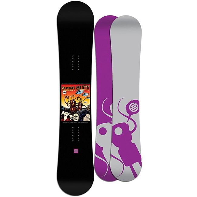 Santa Cruz Men's 152cm Seth Huot Snowboard