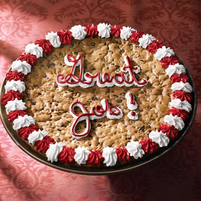 Mrs. Fields Great Job Cookie Cake