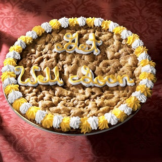 Mrs. Fields Get Well Soon Cookie Cake